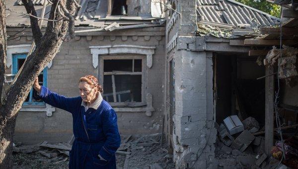 пенсіонери Донбасу