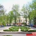У сквері на площі Міцкевича з'явиться LED інсталяція «Пісня дерев»