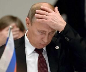 Як Путін тричі рятувався війнами