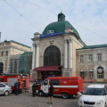 Чергове повідомлення про мінування івано-франківського вокзалу виявилось неправдивим