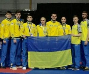 Франківчани здобули чотири нагороди на чемпіонаті Європи з тхеквондо