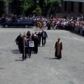 В ІВАНО-ФРАНКІВСЬКУ ТА КОЛОМИЇ ПОПРОЩАЛИСЯ ІЗ МИХАЙЛОМ ВИШИВАНЮКОМ (ВІДЕО)