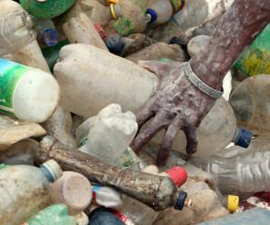 """Американські вчені створили """"ідеальну"""" пластикову пляшку для утилізації"""