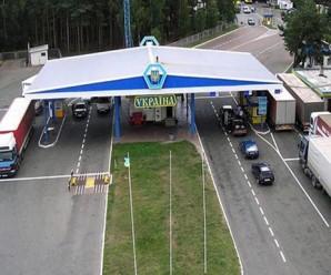 На кордоні з Польщею у чергах стоїть майже тисяча авто
