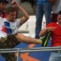 Після матчу Росія – Англія на трибунах спалахнула бійка