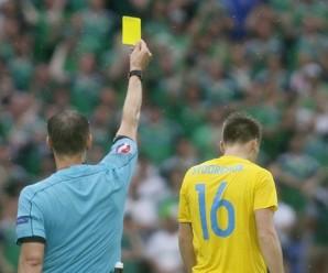 Чому Україна зіграла як аутсайдер Євро