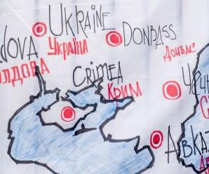 Ра$$ея переслідує та викрадає людей, що виступають проти окупації Криму!