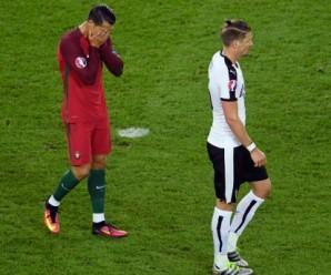Євро-2016: Португалія не змогла перемогти Австрію: Роналду не реалізував пенальті
