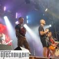 У Франківську шалений виступ групи BRUTTO закрив фестиваль PORTO FRANKO ГОГОЛЬFEST