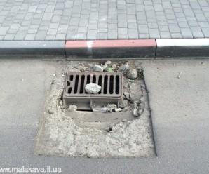 Влада відзвітувала про ремонт дороги, а дробити її забула