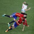 Євро-2016: Іспанія знищила Туреччину на шляху до плей-офф