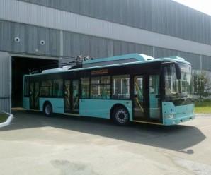 В Україні випустили найкращий на пострадянському просторі тролейбус (Фото)