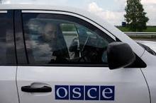 Викрадено водія ОБСЄ