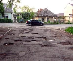 На Івано-Франківщині призупинили ремонт місцевої дороги через сильні дощі