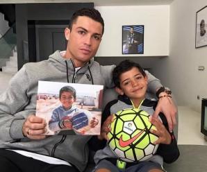 """Роналду віддав призові за """"Євро-2016″ хворим дітям"""