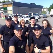 Франківські патрульні забезпечуватимуть громадський порядок в Одесі