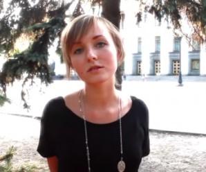 """""""Маски сорваны – верить некому"""": Українка, яка написала вірш """"Никогда мы не были братьями"""", написала новий вірш"""