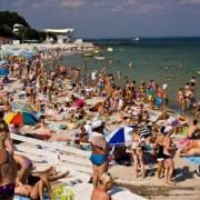 Як україномовна сім'я змусила нервувати росіян на морі