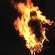 У Запоріжжі жінка спалила себе, обливши бензином