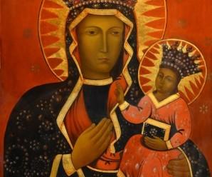 В Івано-Франківську біля чудотворної ікони молитимуться за людей, що лежать у недугах.