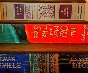Жінка перетворила сходи на казкові книги