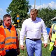 На Прикарпатті триває ремонт дороги Н-10 (фоторепортаж)