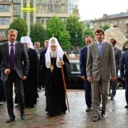 Очільник Прикарпаття зустрівся із Патріархом Київським і всієї Руси-України Філаретом (Фото)