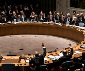 Росія жалюгідно заблокувала заяву Радбезу ООН щодо Криму
