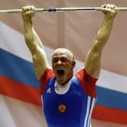 Збірну Росії з важкої атлетики відсторонили від Олімпіади