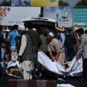 Теракт у Кабулі: 80 – загиблих, 231 – порані