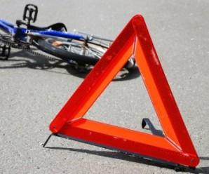 ДТП на Франківщині: 12-річний велосипедист виїхав назустріч машині