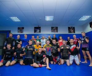 У Франківську тренувалися професійні спортсмени одного з найстарших бойових клубів Польщі (ФОТО)
