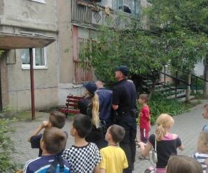 Чому івано-франківські поліцейські не старі «мєнти» (фотофакт)