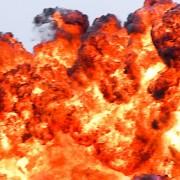 У Франківську на Симоненка вночі вибухнула автівка