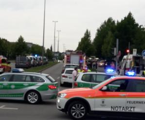 У торговому центрі Мюнхена сталася стрілянина, є жертви (ФОТО) (ВІДЕО)