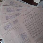 На двох дільницях ОПОРА зафіксувала заздалегідь заповнені протоколи про підрахунок голосів