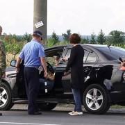Поліцейські спільно з активістами патрулювали дороги на Тисмениччині