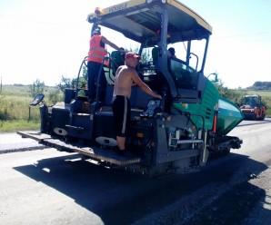 Ремонт дороги від Івано-Франківська до Коломиї завершили (фото)