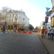 В Івано-Франківську назавжди перекрили заїзд на площу Ринок