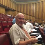 Дмитро Чміль Руслану Марцінківу: Ви хочете, щоб всі керівники навчальних закладів ходили під прапором «Свободи»?