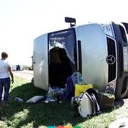 Біля міського кладовища трапилася масштабна аварія: п'ять буковинок у лікарні