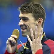 Легендарний Фелпс став 23-разовим чемпіоном Олімпійських ігор