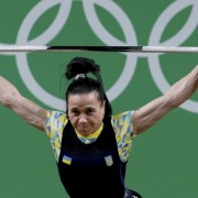 Українська важкоатлетка знепритомніла під час змагань