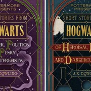Роулінг анонсувала вихід трьох нових книг про магічний світ Гаррі Поттера