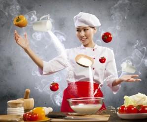 Корисні поради для тих, хто хоче бути Богом на кухні: цікаві ілюстрації