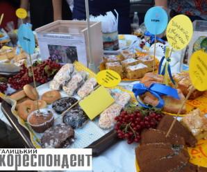 """В Івано-Франківську провели черговий благодійний ярмарок випічки """"Здорові діти – наші квіти. Квіти вільної країни"""""""