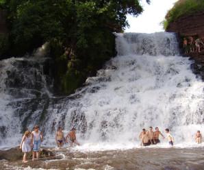 """Біля Джуринського водоспаду збудують канатну дорогу і великий став, як у """"Буковелі"""""""
