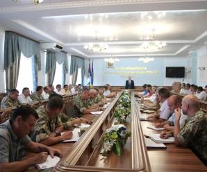 На Прикарпатті військовий облік та бронювання призовників і військовозобов'язаних перевірятиме новоутворена комісія.