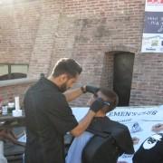 На пивному фестивалі в Івано-Франківську можна змінити зачіску (фото)