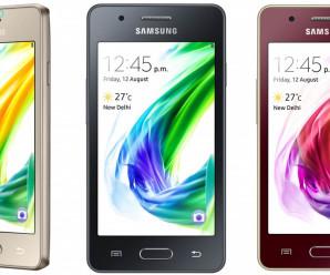 Представлений смартфон Samsung Z2 вартістю 68 доларів